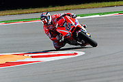 April 19-21, 2013- Andrea Dovizioso (ITA), Ducati Team