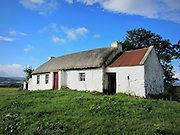 Old Irish Cottage, Culdaff, Co. Donegal, Ireland, c.1800