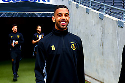 CJ Hamilton of Mansfield Town arrives at Stadium MK, home to Mansfield Town - Mandatory by-line: Ryan Crockett/JMP - 04/05/2019 - FOOTBALL - Stadium MK - Milton Keynes, England - Milton Keynes Dons v Mansfield Town - Sky Bet League One