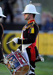 Members of the military perform at the opening ceremony  - Photo mandatory by-line: Joe Meredith/JMP - Mobile: 07966 386802 - 11/09/14 - The Invictus Opening Ceremony - London - Queen Elizabeth Olympic Park