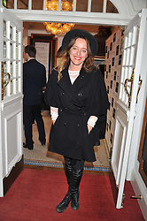 ALICE TEMPERLEY at the Grand Classics screening of American Pie in association with Grey Goose vodka celebrating 100 years of Universal Pictures' Greatest films held at the Electric Cinema, Portobello Road, London on 30th April 2012.