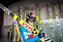 06.01.2013, Paul Ausserleitner Schanze, Bischofshofen, AUT, FIS Ski Sprung Weltcup, 61. Vierschanzentournee, Bewerb, im Bild Tom Hilde (NOR) // Tom Hilde of Norway during Competition of 61th Four Hills Tournament of FIS Ski Jumping World Cup at the Paul Ausserleitner Schanze, Bischofshofen, Austria on 2013/01/06. EXPA Pictures © 2012, PhotoCredit: EXPA/ Juergen Feichter