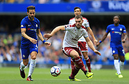 Chelsea v Burnley - 12 Aug 2017