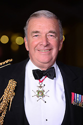 Admiral Sir Alan West, The First Sea Lord arriving at The Millies 2016, Guildhall, London. Picture Credit Should Read: Doug Peters/EMPICS Entertainment