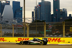 September 16, 2016 - Singapur, Singapur - Motorsports: FIA Formula One World Championship 2016, Grand Prix of Singapore, .#27 Nico Hulkenberg (GER, Sahara Force India F1 Team) (Credit Image: © Hoch Zwei via ZUMA Wire)