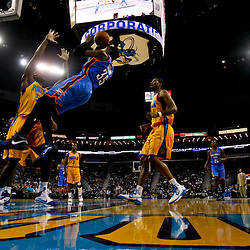 12-10-2010 Oklahoma City Thunder at New Orleans Hornets