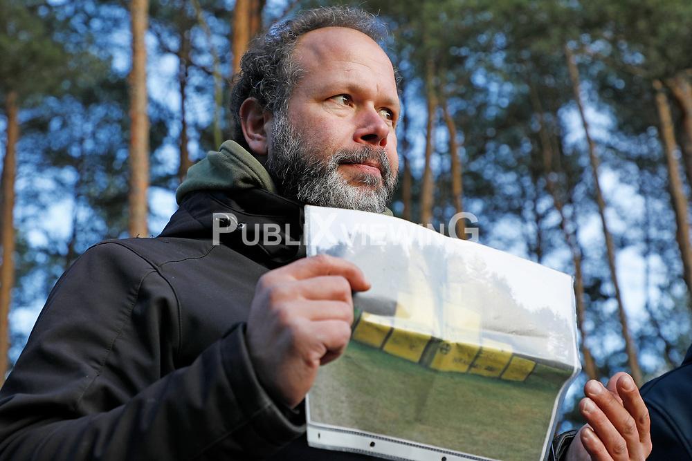 Portrait: Falko Berkemeier<br /> <br /> Ort: Gorleben<br /> Copyright: Andreas Conradt<br /> Quelle: PubliXviewinG