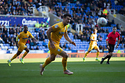 David Nugent (35) of Preston North End during the EFL Sky Bet Championship match between Reading and Preston North End at the Madejski Stadium, Reading, England on 19 October 2019.