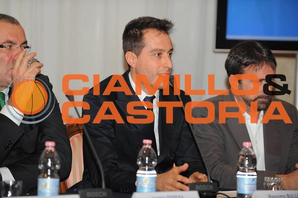 DESCRIZIONE : Treviso Lega A 2010-11 Eurocup Final Round Conferenza Stampa Presentazione Treviso<br /> GIOCATORE : Massimo Bulleri<br /> SQUADRA : Benetton Treviso<br /> EVENTO : Campionato Lega A 2010-2011 <br /> GARA : <br /> DATA : 15/04/2011<br /> CATEGORIA : ritratto<br /> SPORT : Pallacanestro <br /> AUTORE : Agenzia Ciamillo-Castoria/GiulioCiamillo<br /> Galleria : Lega Basket A 2010-2011 <br /> Fotonotizia : Treviso Lega A 2010-11 Eurocup Final Round Conferenza Stampa Presentazione Treviso<br /> Predefinita :