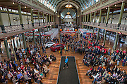 La Dolce Italia at the Melbourne Exhibition Buildings.f Pic By Craig Sillitoe CSZ / The Sunday Age.11/08/2012 melbourne photographers, commercial photographers, industrial photographers, corporate photographer, architectural photographers, This photograph can be used for non commercial uses with attribution. Credit: Craig Sillitoe Photography / http://www.csillitoe.com<br />