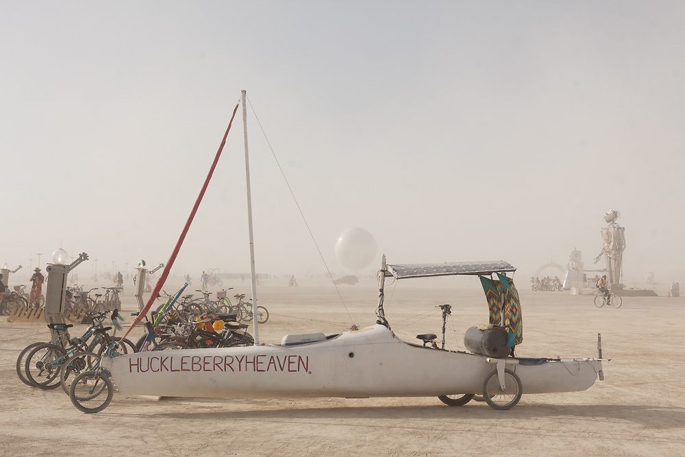 Nice playa bike! My Burning Man 2018 Photos:<br />