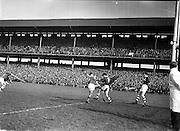 17/03/1958<br /> 03/17/1958<br /> 17 March 1958<br /> Interprovincial League: Munster v Leinster at Croke Park, Dublin.