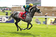 CORONET (2) goes to post with Frankie Dettori in the saddle before winning The Group 2 Betfred Middleton Stakes over 1m 2f (£125,000) at the York Dante Meeting at York Racecourse, York, United Kingdom on 17 May 2018. Picture by Mick Atkins.