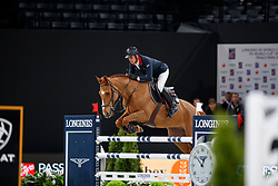 EPAILLARD Julien (FRA), Usual Suspect d'Auge<br /> Paris - FEI World Cup Finals 2018<br /> Longines FEI World Cup Warm Up<br /> www.sportfotos-lafrentz.de/Stefan Lafrentz<br /> 11.04.18