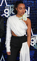 Leigh-Anne Pinnock attends The Global Awards, a brand new awards show hosted by Global, the Media & Entertainment group at Eventim Apollo Hammersmith, London UK, 01 March 2018, Photo by Richard Goldschmidt