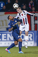 Onderwerp/Subject: Willem II - PSV - Eredivisie<br /> Reklame:  <br /> Club/Team/Country: <br /> Seizoen/Season: 2012/2013<br /> FOTO/PHOTO: Kees VAN BUUREN (TOP) of Willem II in duel with Jeremain LENS (DOWN) of PSV. (Photo by PICS UNITED)<br /> <br /> Trefwoorden/Keywords: <br /> #04 $94 &plusmn;1355239962240 &plusmn;1355239962240<br /> Photo- &amp; Copyrights &copy; PICS UNITED <br /> P.O. Box 7164 - 5605 BE  EINDHOVEN (THE NETHERLANDS) <br /> Phone +31 (0)40 296 28 00 <br /> Fax +31 (0) 40 248 47 43 <br /> http://www.pics-united.com <br /> e-mail : sales@pics-united.com (If you would like to raise any issues regarding any aspects of products / service of PICS UNITED) or <br /> e-mail : sales@pics-united.com   <br /> <br /> ATTENTIE: <br /> Publicatie ook bij aanbieding door derden is slechts toegestaan na verkregen toestemming van Pics United. <br /> VOLLEDIGE NAAMSVERMELDING IS VERPLICHT! (&copy; PICS UNITED/Naam Fotograaf, zie veld 4 van de bestandsinfo 'credits') <br /> ATTENTION:  <br /> &copy; Pics United. Reproduction/publication of this photo by any parties is only permitted after authorisation is sought and obtained from  PICS UNITED- THE NETHERLANDS