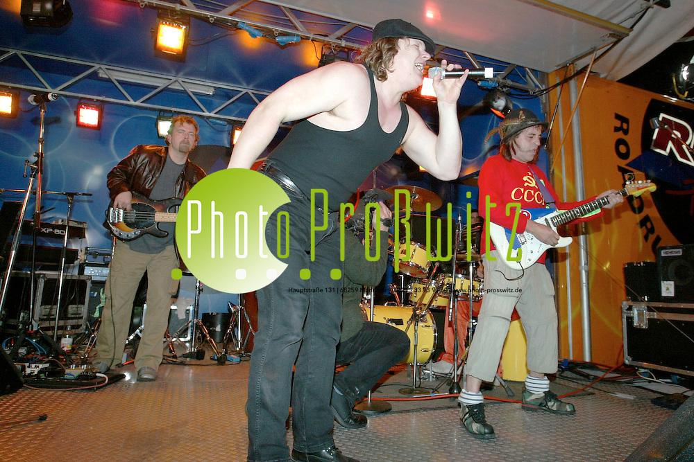 Mannheim. Me and the Heat auf dem Stadtfest<br /> <br /> Bild: Pro&szlig;witz