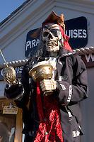 Pirate Cruises at Stearns Wharf, Santa Barbara, California