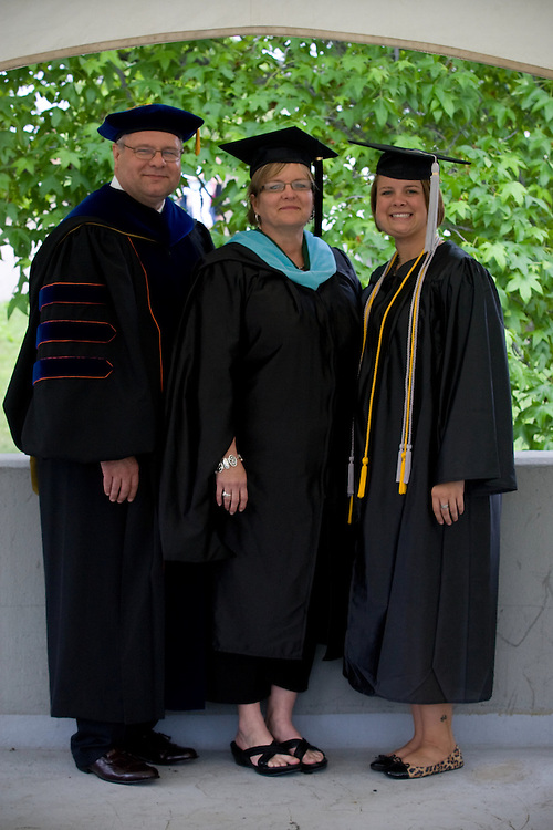 18946Undergraduate Commencement 2008: PhotosBy Josh Armstrong..Anna Rankin  Parents Jim  Rankin