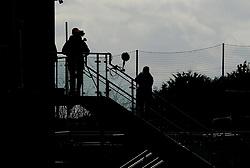 Media - Mandatory by-line: Nizaam Jones/JMP - 28/04/2019 - FOOTBALL - Stoke Gifford Stadium - Bristol, England - Bristol City Women v West Ham United Women - FA Women's Super League 1