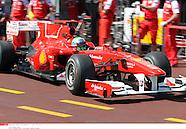 F1 - Monaco GP Practice