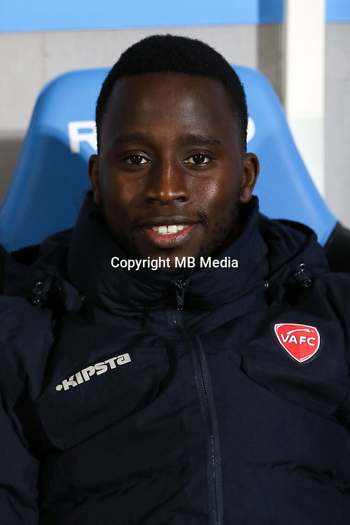 Sigamarry Diarra of Valenciennes during the Ligue 2 match between Tours and Valenciennes on October 21, 2016 in Tours, France. (Photo by Eddy Lemaistre/Icon Sport)
