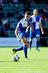 Bristol Rovers' Oliver Norburn  - Photo mandatory by-line: Dougie Allward/JMP - Tel: Mobile: 07966 386802 07/09/2013 - SPORT - FOOTBALL -  Home Park - Plymouth - Plymouth Argyle V Bristol Rovers - Sky Bet League Two