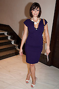 JERRI JARMEH; ( AMIKA ), The London Bar and Club awards. Intercontinental Hotel. Park Lane, London. 6 June 2011. <br /> <br />  , -DO NOT ARCHIVE-© Copyright Photograph by Dafydd Jones. 248 Clapham Rd. London SW9 0PZ. Tel 0207 820 0771. www.dafjones.com.