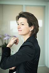 Isabelle Kocher, GDF SUEZ's CFO (Paris, oct. 2011)