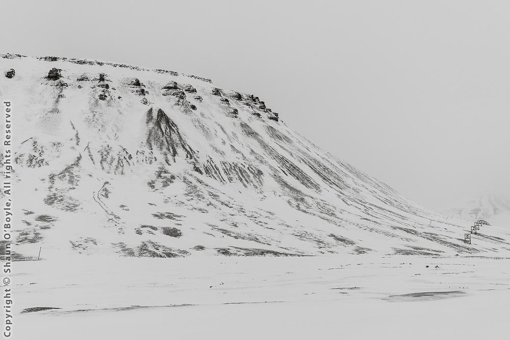Endalen, Spitsbergen