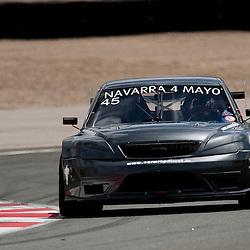 Aceleracion 2014 Circuito de Navarra Legend Cars