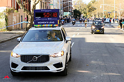 pace car<br /> TCS New York City Marathon 2019