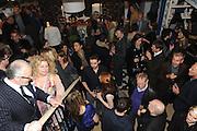 JACK MORRIS; SUSAN MORRIS, Jonathan Adler Store opening. Sloane St. London. 16 November 2011. <br /> <br />  , -DO NOT ARCHIVE-© Copyright Photograph by Dafydd Jones. 248 Clapham Rd. London SW9 0PZ. Tel 0207 820 0771. www.dafjones.com.