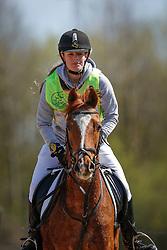Colman Elien (BEL) - Maddox<br /> Nationale Pony eventing Affligem 2013<br /> © Dirk Caremans