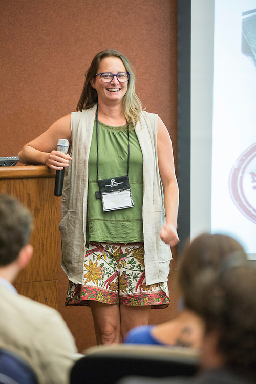 Sunday at Winthrop Rockefeller Institute during the Social Entrepreneurship workshop on Petit Jean Mountain