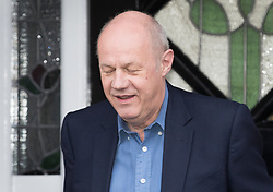 © Licensed to London News Pictures. 21/12/2017. London, UK. Damian Green leaves home. He resigned as first minister yesterday. Mr Green has been under investigation after pornographic images were found on his Parliamentary computer and allegations of inappropriate advances towards a female activist. London, UK. Photo credit: Peter Macdiarmid/LNP