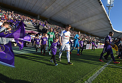 Players of NK Maribor and NK Celje before football match between NK Maribor and NK Celje in Round #24 of Prva liga Telekom Slovenije 2018/19, on March 30, 2019 in stadium Ljudski vrt, Maribor, Slovenia. Photo by Milos Vujinovic / Sportida
