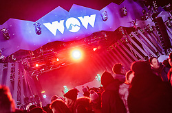 04.11.2016, Kaprun, AUT, WOW Glacier Love Festival, im Bild Uebersicht // during the WOW Glacier Love Winter Opening Festival in Kaprun, Austria on 2016/11/04. EXPA Pictures © 2016, PhotoCredit: EXPA/ JFK