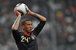03.03.2010, Allianz Arena Muenchen, Muenchen, GER,  Laenderspiel Deutschland ( GER ) - Argentinien ( ARG ) 0 - 1. Im Bild Jerome Boateng ( GER / Hamburg #24 ). EXPA Pictures © 2010, PhotoCredit: EXPA/ nph/  Kurth / for Slovenia SPORTIDA PHOTO AGENCY.