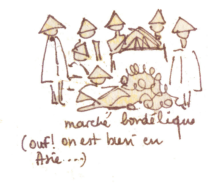 Travel book // carnet de Voyage