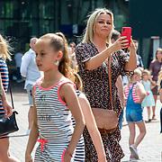 NLD/Amsterdam/20190602 - Familiepremière Huisdiergeheimen 2, Bridget Maasland