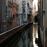 Rio De St. Barnaba canal, Venice, Itally