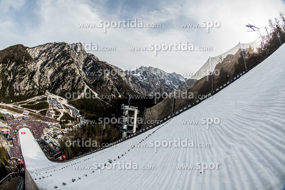 Richard Freitag of Germany during the Ski Flying Hill Individual Competition on Day Two of FIS Ski Jumping World Cup Final 2017, on March 24, 2017 in Planica, Slovenia. Photo by Vid Ponikvar / Sportida