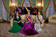 State Visit King Philippe and Queen Mathilde at Luxembourg
