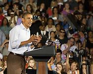 President Obama Visits Western NC