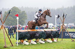 Collett Laura, (GBR), Grand Manoeuvre<br /> Longines FEI European Eventing Chamionship 2015 <br /> Blair Castle<br /> © Hippo Foto - Jon Stroud
