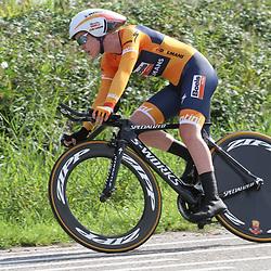 31-08-2017: Wielrennen: Boels Ladies Tour: Roosendaal: Anna van der Breggen