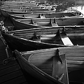 Rowing Boats, Dedham Vale 2010