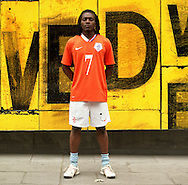 Homeless world cup´s Players