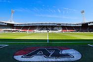 23-08-2015 VOETBAL:AZ-WILLEM II:ALKMAAR<br /> Eredivisie 2015-2016<br /> <br /> Stadion van AZ - AFAS stadion voorafgaand aan de wedstrijd<br /> <br /> Foto: Geert van Erven